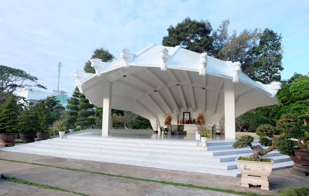 khu di tích cụ Nguyễn Sinh Sắc Đồng Tháp