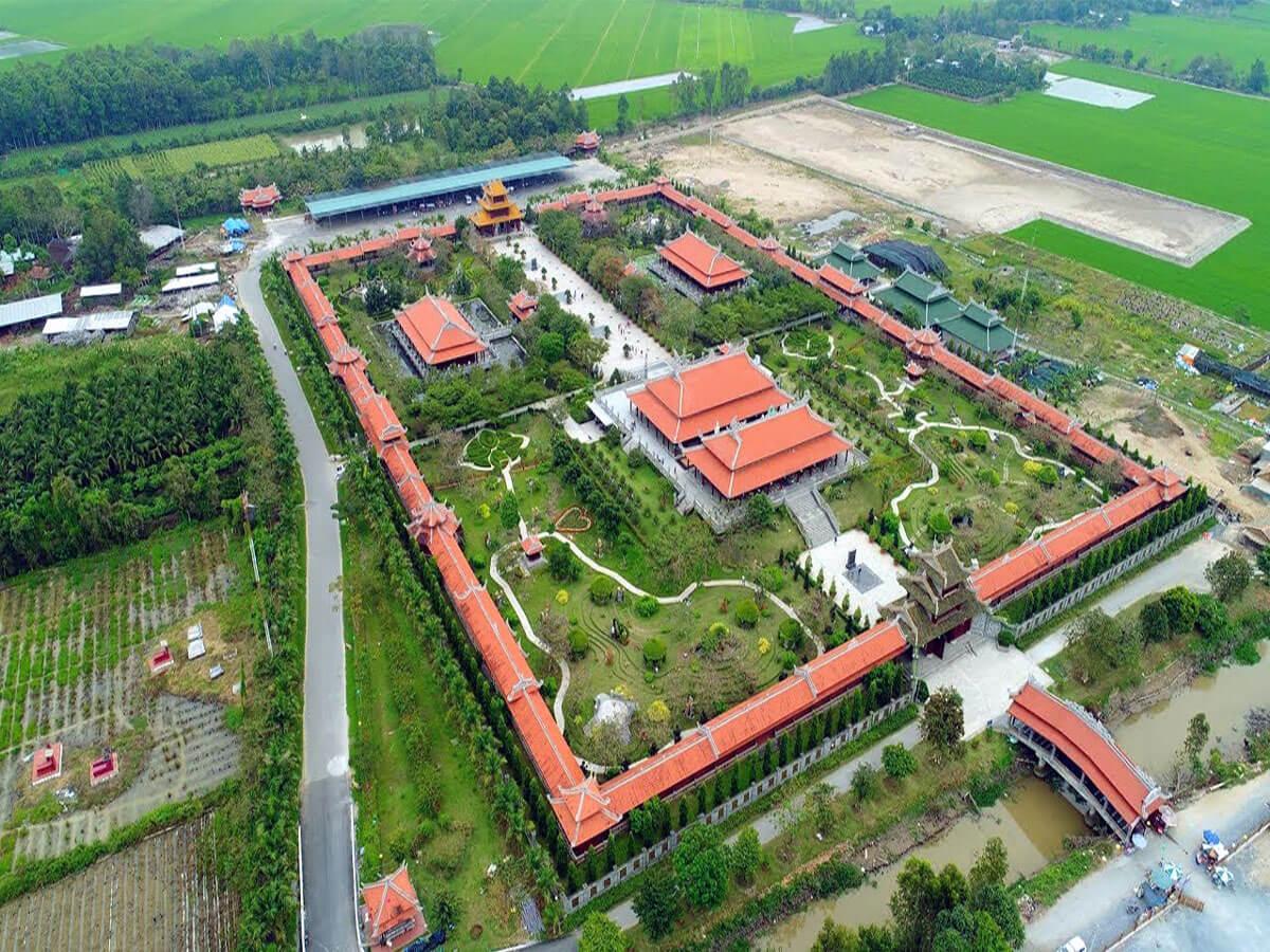 khu du lịch văn hoá Phương Nam